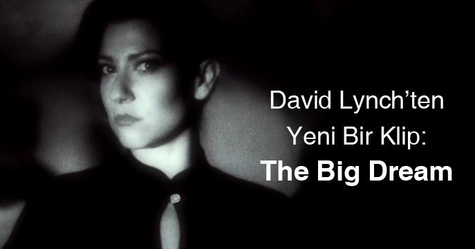 "Moby'nin Yönettiği, Ürpertici David Lynch Klibi ""The Big Dream"""