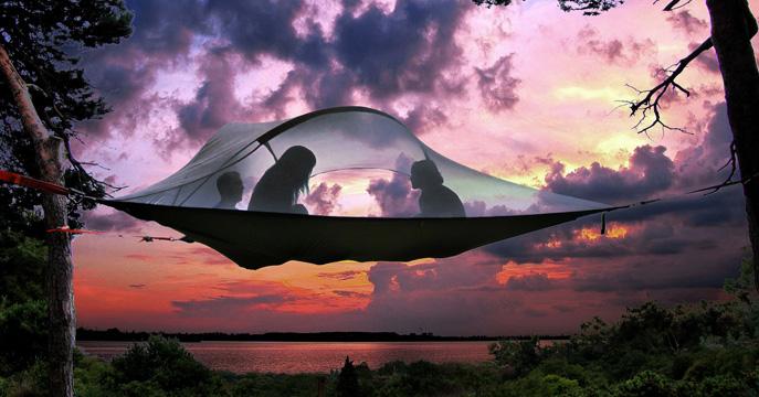 Tentsile: Kamp Yapmak İçin En Güzel Çadır