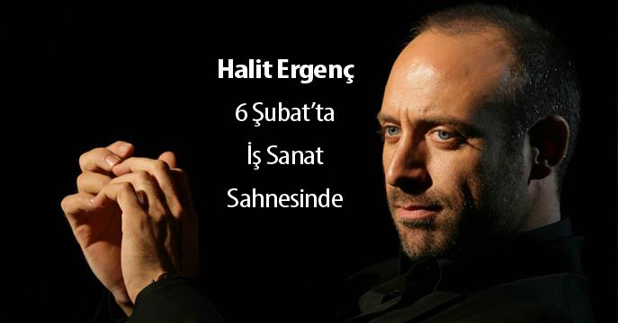 Halit Ergenç, Sinema Senfoni Orkestrası'yla Sahnede!