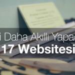 Sizi Daha Akıllı Yapacak 17 Websitesi